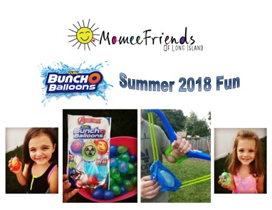 bunch o balloons summr fun 2018