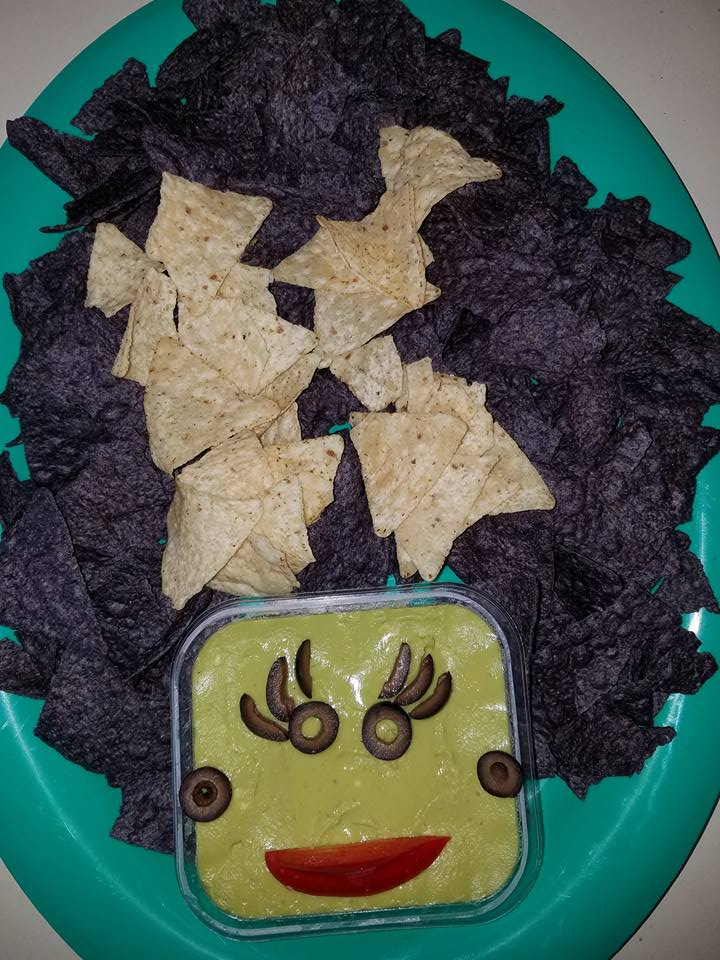 Hotel Transylvania Inspired Snack And Party Ideas