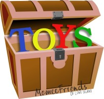 toy banner momee friends