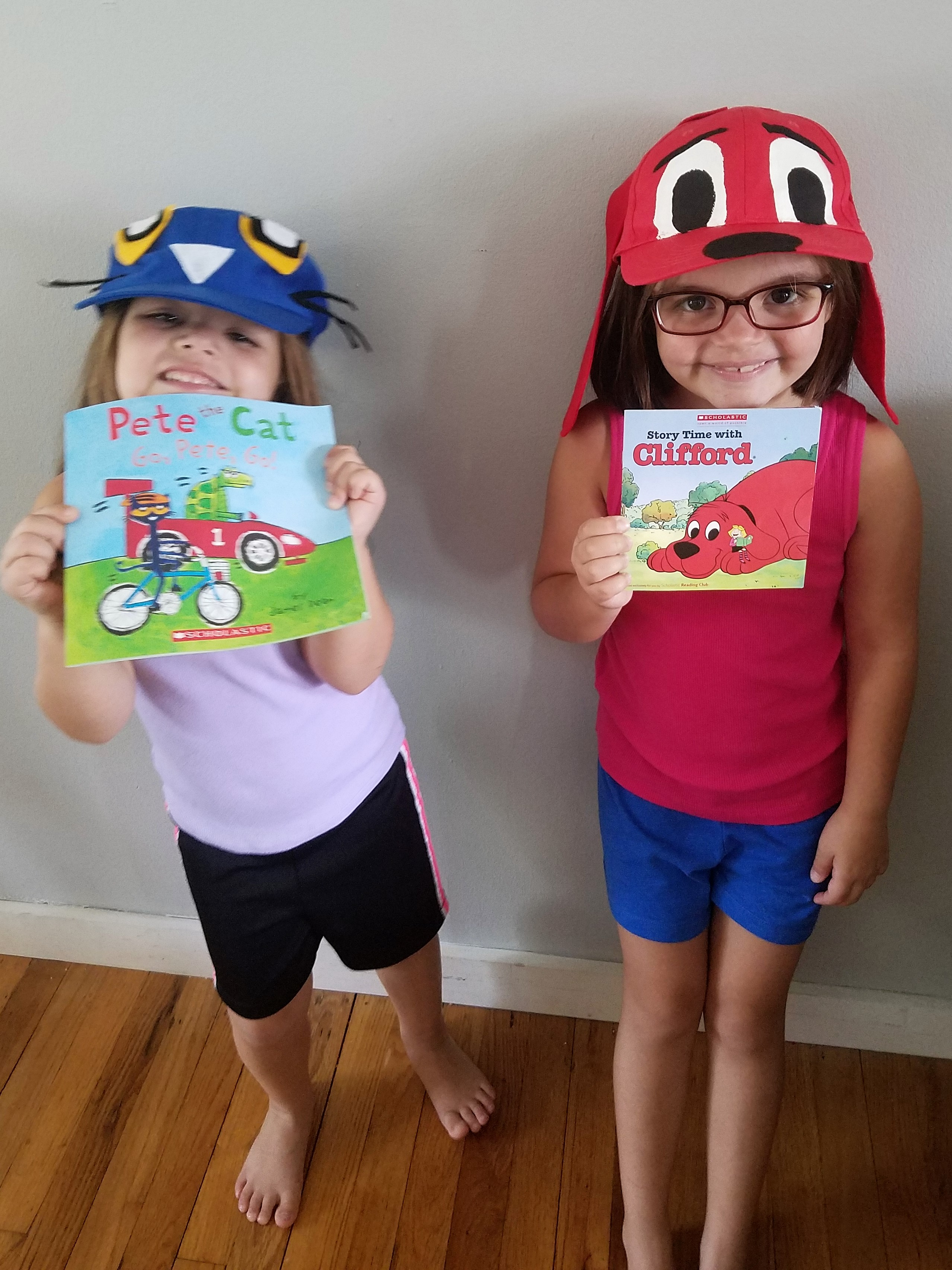 DIY Storybook Character Costumes, News 12 Long Island