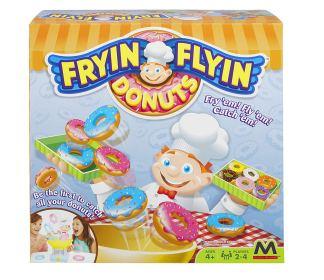 fryin flyin donuts