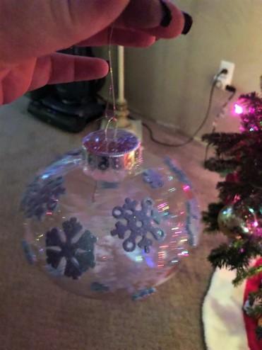 lucille ornament