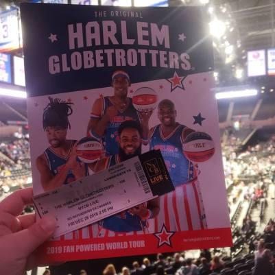 harlem globetrotters game 4