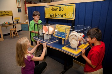 licm how do we hear- 3 kids