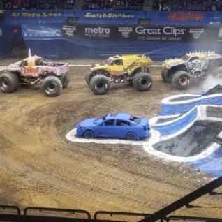 monster jam trucks