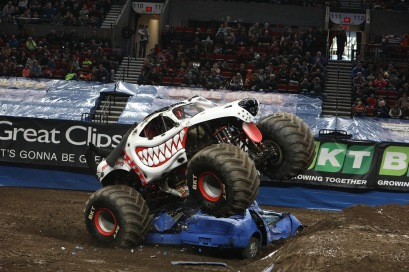 monster mutt truck