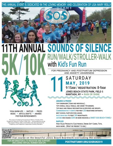 11th Annual Sounds of Silence Run