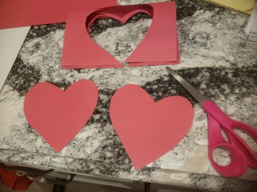 vday hearts on door 4