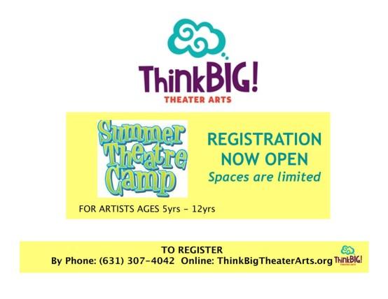 think big summer camps