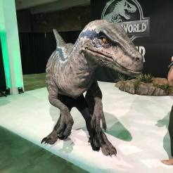 jurassic world live blue