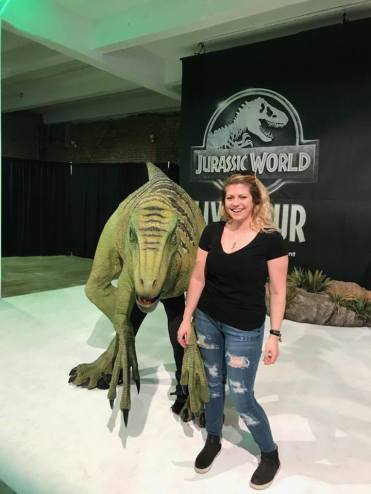 jurassic world live first look 2