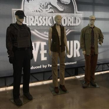 jurassic world live wardrobe
