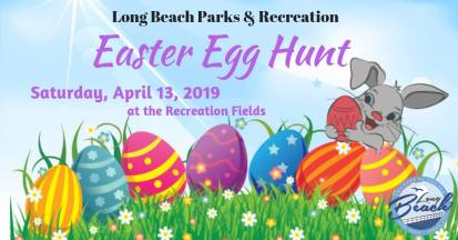 long beach easter egg hunt