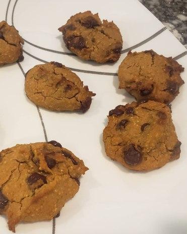 chickpea cookies 1