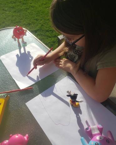 shadow drawings 10