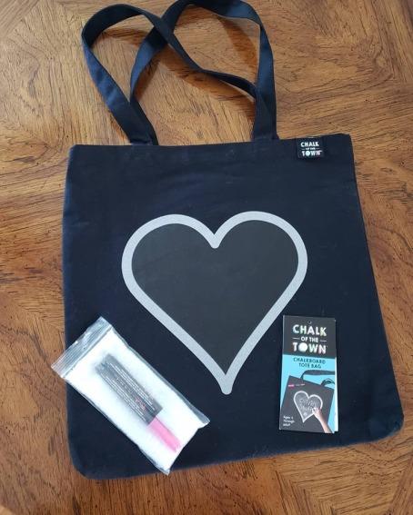 chalk bag 1