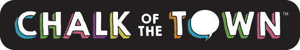 chalk of the town logo