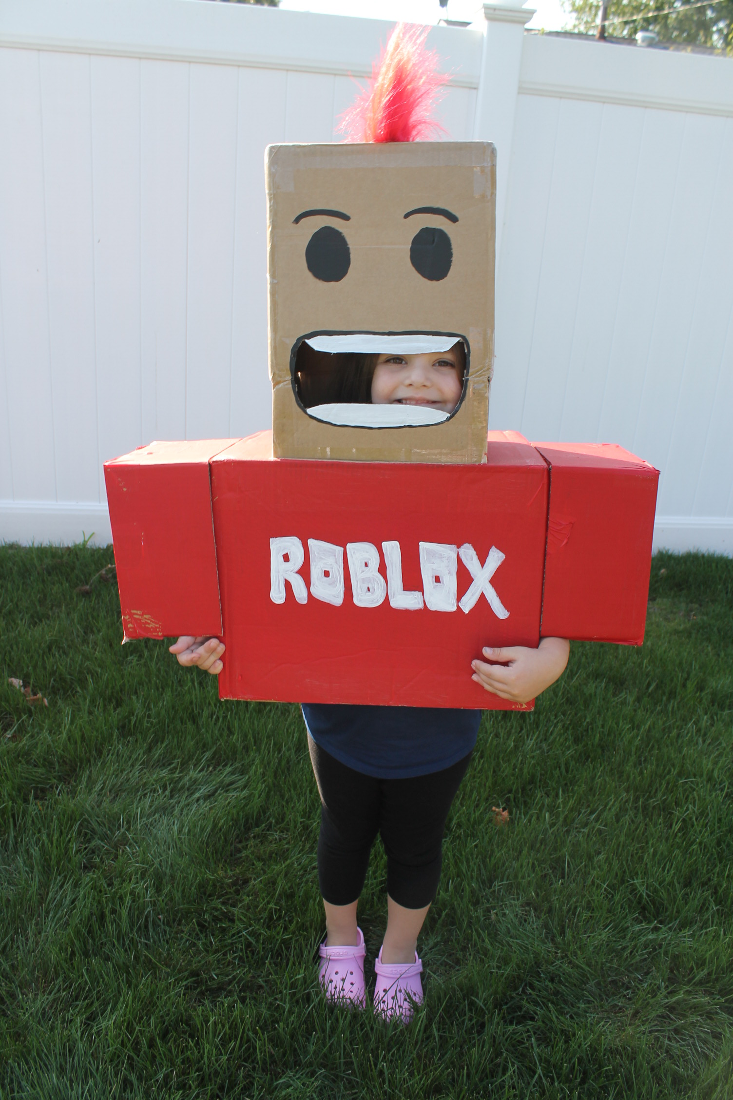 Classic Roblox Pumpkin Head Outfit Roblox Character Diy Roblox Costumes