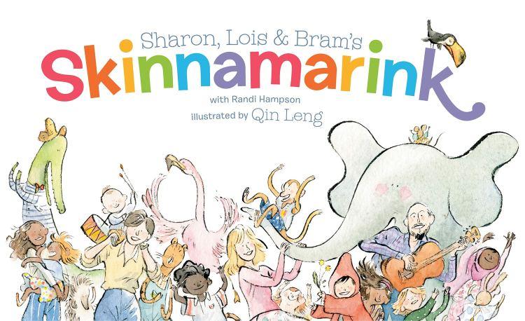 skinnymarink book