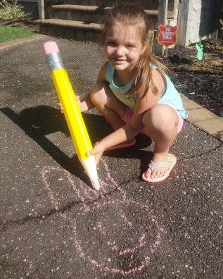 nat geo chalk